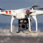 drones como cámaras de seguridad