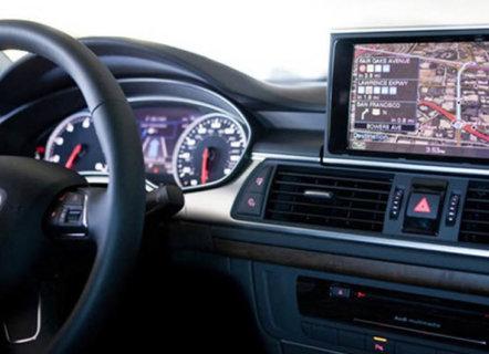 sistemas de GPS vehiculares