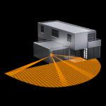 ¿Cómo instalar un sensor de movimiento para prevenir falsas alarmas?