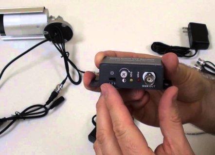 ¿Qué es y cómo funciona el balun en los sistemas CCTV de seguridad?
